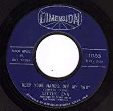 Keep Your Hands Off My Baby/Where Do I Go (VG 45 rpm)