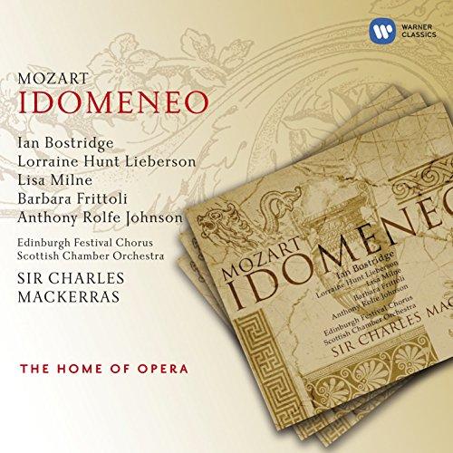 Idomeneo KV 366, Act 3, Scene X: Recitativo: Ferma, oh sire, che fai? (Ilia/Idomeneo/Idamante/Gran Sacerdote/Elettra)
