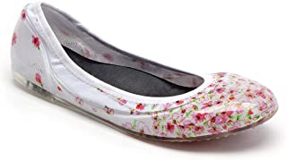 JA VIE Womens Dress Flats Casual Shoes for Women for Every Day Wear Driving Walking