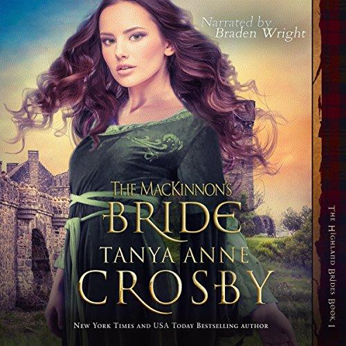 The MacKinnon's Bride audiobook cover art