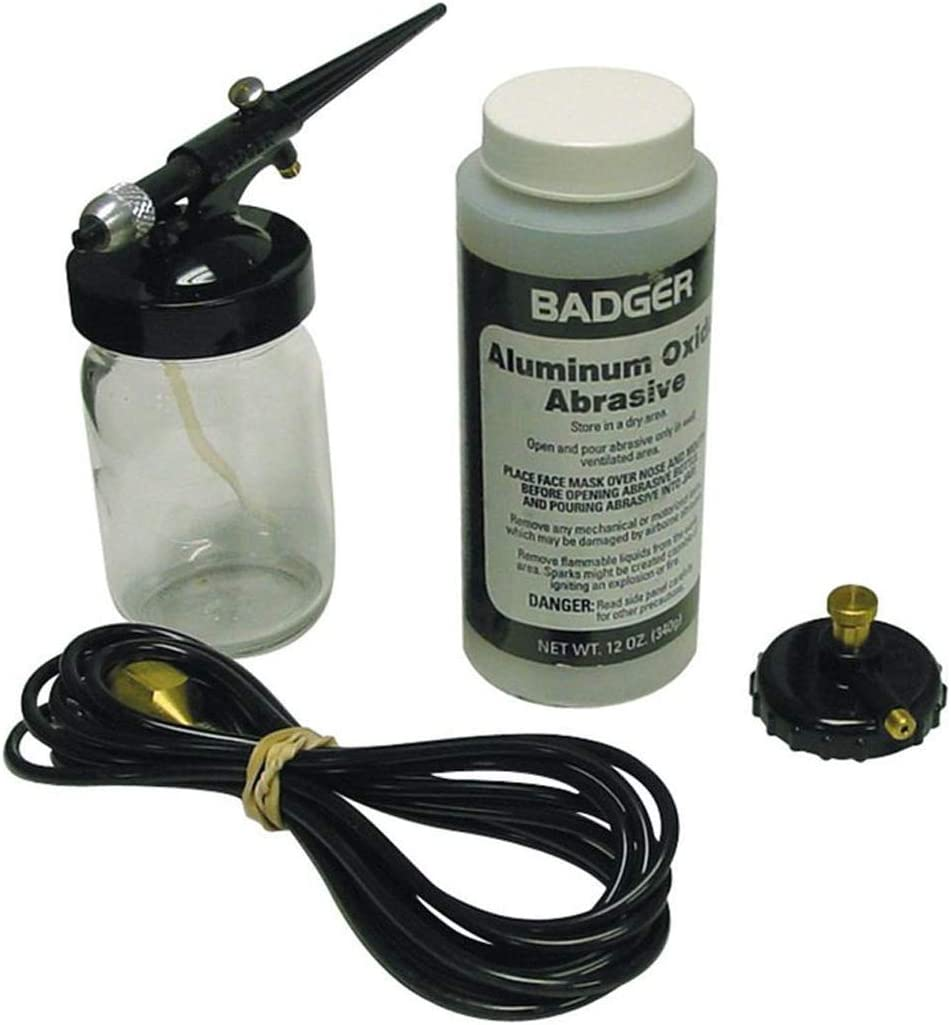 online shopping Badger Air-Brush Award Co. 260-1 Abrasive Set Gun
