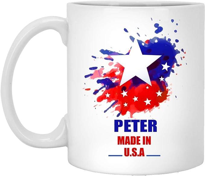 Name Coffee Mug For Him
