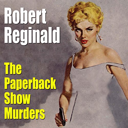 Couverture de The Paperback Show Murders