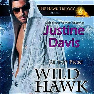 Wild Hawk audiobook cover art