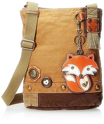 Chala Handbag Canvas Mid-Size Cross-body...