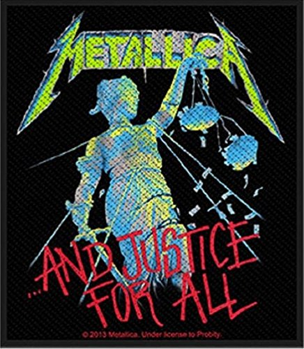 Metallica and Justice for All... Patch