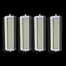 R7S LED 189 mm (7,44 '') No-dimbare lamp 50W daglicht 3000K-6000K AC85-265V 4500LM dubbele eindigde J189 LED-schijnwerper ...