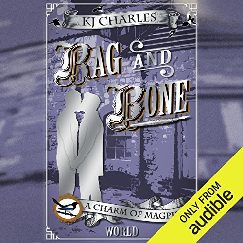 Rag and Bone                   De :                                                                                                                                 K. J. Charles                               Lu par :                                                                                                                                 Cornell Collins                      Durée : 5 h et 36 min     Pas de notations     Global 0,0