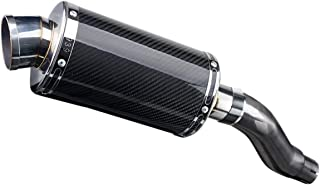 Best ninja 300 delkevic ds70 exhaust Reviews