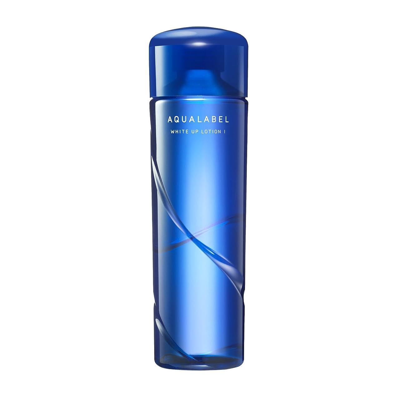 不安定便宜振りかけるアクアレーベル ホワイトアップ ローション 保湿?美白化粧水 (1) さっぱり 200mL 【医薬部外品】