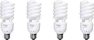 ALZO 27W Full Spectrum CFL Light Bulb 5500K, 1300 Lumens, 120V, Pack of 4, Daylight White Light