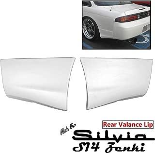 Rear Bumper Side Skirt Valance Lip Pod Nissan Silvia S14 Zenki 200SX 240SX 95-96