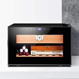 25L Electronic Cigar Humidor, Intelligent konstant temperatur Fuktgivande Cedar Wood Cigar Cigaret, Liten hushålls Humidor...