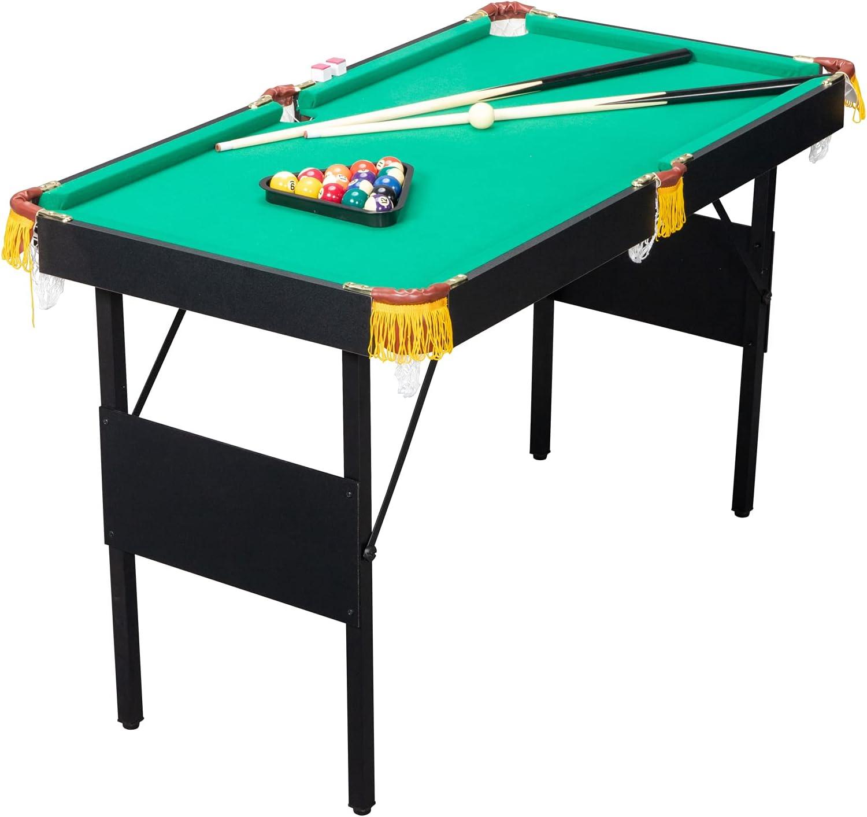 Super special price Max 79% OFF Foldable Billiard Table