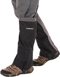 Leg Gaiters Snow Leg Gaiters Waterproof Lightweight Breathable High Gaiters for Climbing Skiing Hiking Hunting
