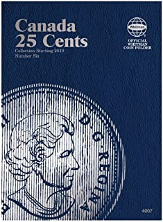 Canadian 25 Cent Folder #6, Starting 2010