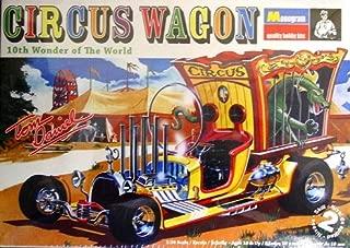 Tom Daniel's Circus Wagon 1-24 Revell