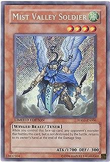 Yu-Gi-Oh! - Mist Valley Soldier (HA01-EN006) - Hidden Arsenal - Unlimited Edition - Secret Rare