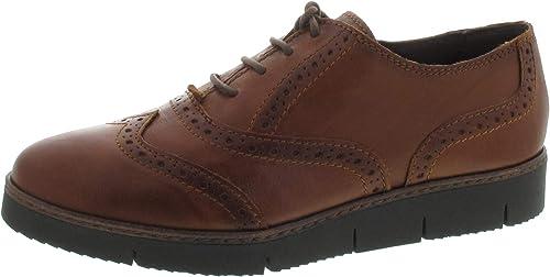 TOZZI braun Schnürhalbschuh MARCO f970enkzd8981 Neue Schuhe