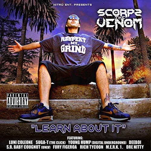 Scorpz The Venom