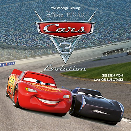 Cars 3 cover art