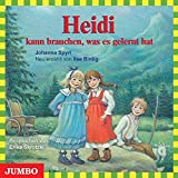 Heidi kann brauchen, was es gelernt hat - Jumbo Neue Medien + Verla - 01/08/2008