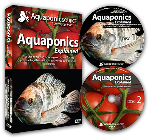 Aquaponics Explained DVD Set