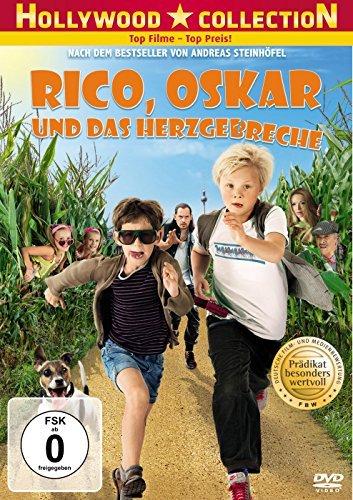 The Pasta Detectives 2 (2015) ( Rico, Oskar und das Herzgebreche )