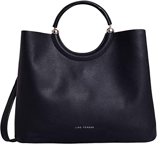 Lino Perros Women's Artificial Leather Satchel