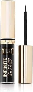 Milani Infinite Liquid Eyeliner - Everlast (0.17 Fl. Oz.) Vegan, Cruelty-Free Liquid Eyeliner to Define & Intensify Eyes for Up to 24 Hours