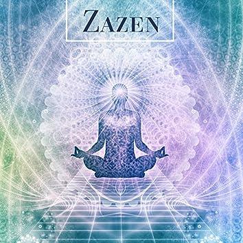Zazen – Enlightenment, Release, Without Suffering, Clemency, Discharge, Focusing, Breathing