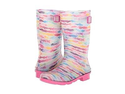Kamik Kids Rainpaint (Little Kid/Big Kid) (Pink) Girls Shoes