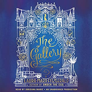 The Gallery                   Written by:                                                                                                                                 Laura Marx Fitzgerald                               Narrated by:                                                                                                                                 Jorjeana Marie                      Length: 6 hrs and 51 mins     Not rated yet     Overall 0.0