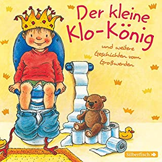 Der kleine Klo-König Titelbild