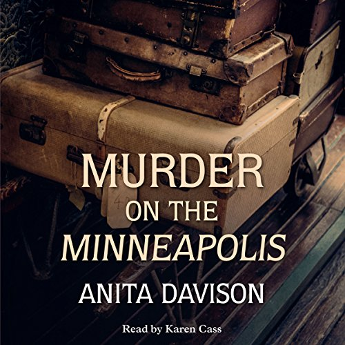 Murder on the Minneapolis audiobook cover art