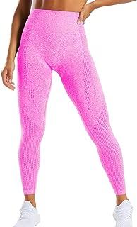 Seamless Gym Workout Leggings Women High Waisted Vital Yoga Pants Tummy Control Butt Lift Sport Tights