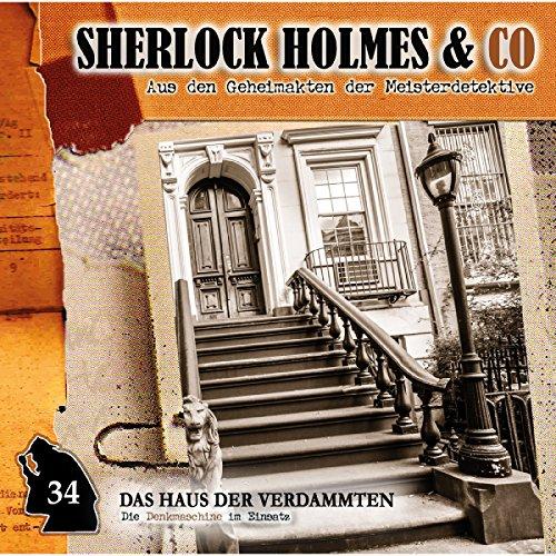 Das Haus der Verdammten audiobook cover art