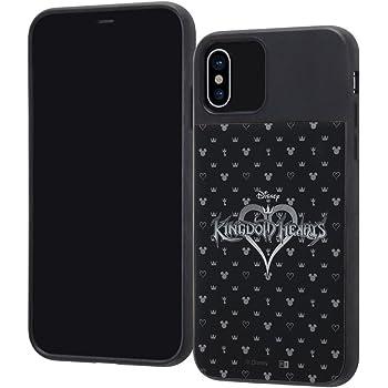 イングレム iPhone XS ケース/iPhone X ケース キングダムハーツ 耐衝撃ケース キャトル パネル キングダムハーツ_3 IQ-DP8CC3PCB/KH003