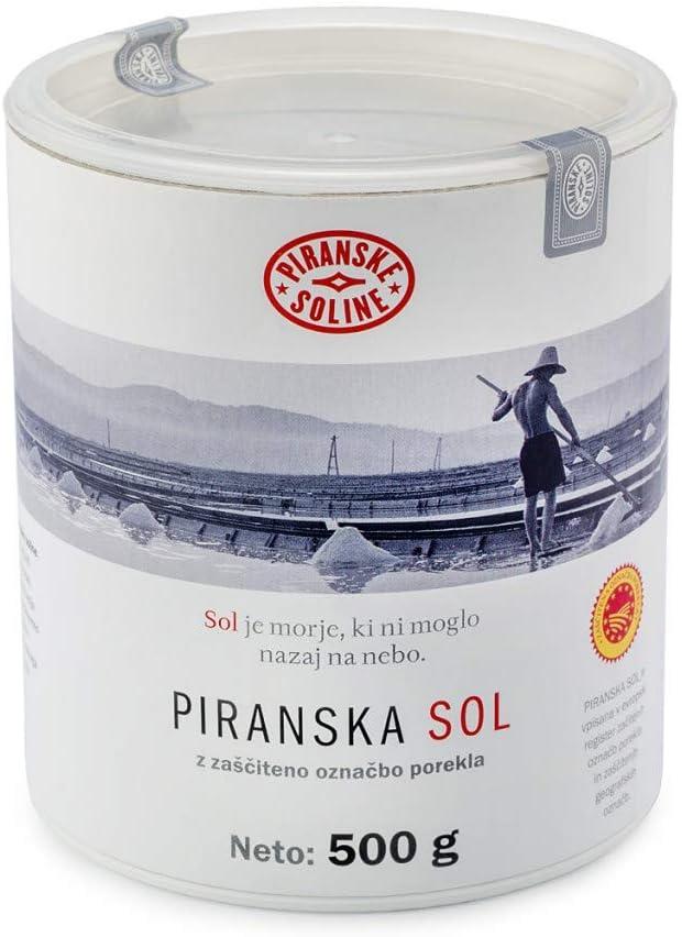 Piranske Soline Charlotte Mall Piran Long-awaited Salt with of Origin Protected Designation