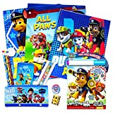 Paw Patrol School Supplies Value Pack ~ Folders, Notebook, Pencils, and Coloring Pack