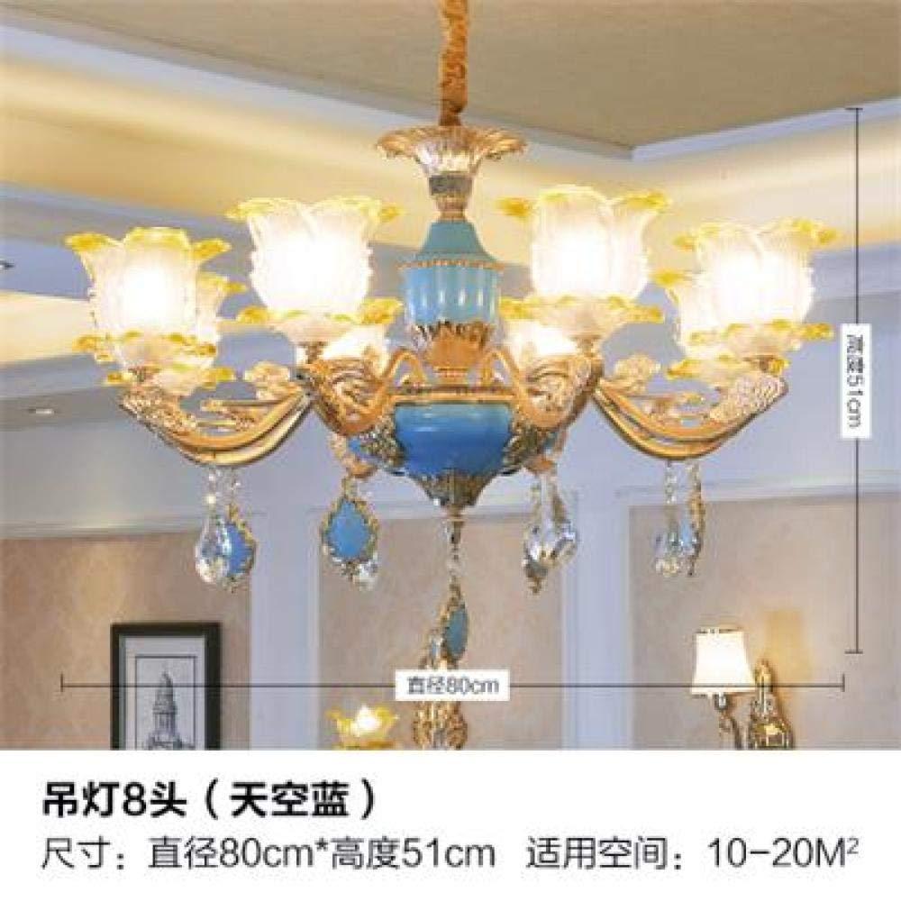WEPAINTING Europäischen Stil Kronleuchter Luxus Schlafzimmer