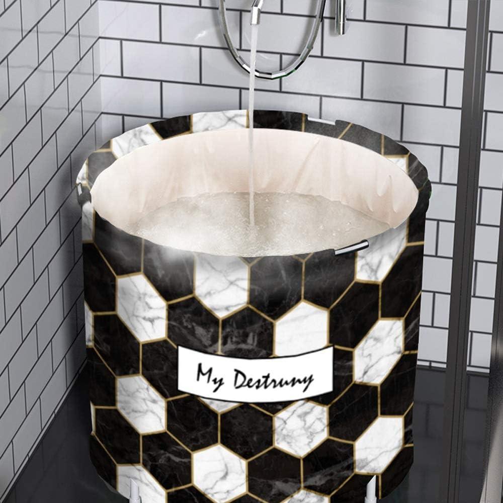 Thickening Folding Bath Bucket Ranking TOP2 Portable Simple Student Bathtub It is very popular B