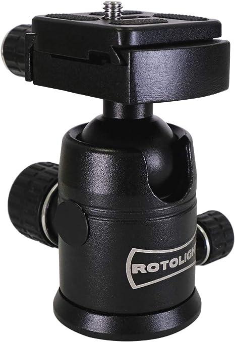 Rotolight Aeos Ersatznetzteil Schwarz Kamera