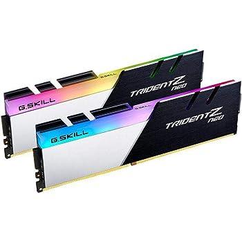 G.Skill DIMM 16 GB DDR4-3600 Kit Arbeitsspeicher, F4-3600C16D-16Gtznc, Trident Z