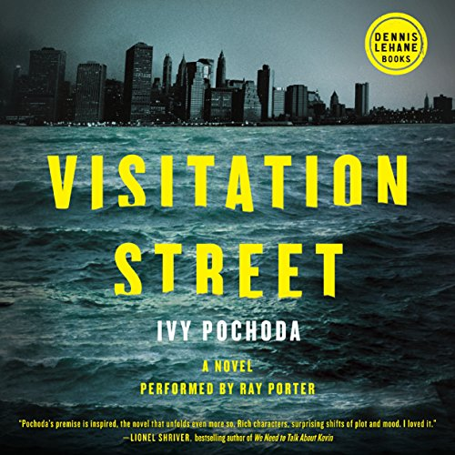 Visitation Street audiobook cover art