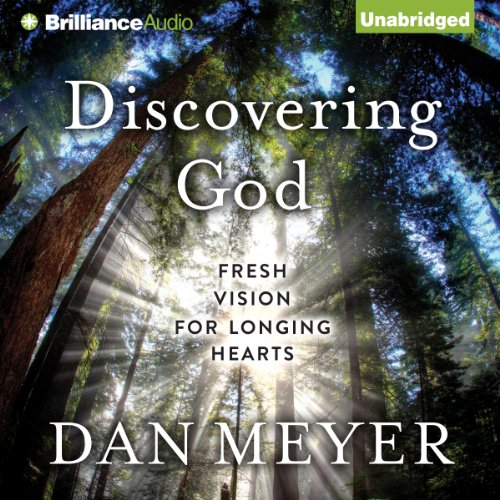 Discovering God audiobook cover art