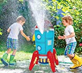 E.P.C. Outdoor 3 Foot Inflatable Rocket Ship Sprinkler
