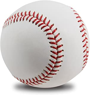 All-American Adult/Youth Blank Baseball for League Play,  Practice,  Competitions,  Gifts,  Keepsakes,  Arts and Crafts,  Trophies,  and Autographs (Single Ball)