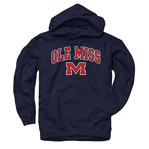 d075599a Campus Colors NCAA Adult Arch & Logo Gameday Hooded Sweatshirt - Multiple  Teams, Sizes