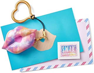 SWAK Kissable Keychain - Tie Dye Kiss - Series 1